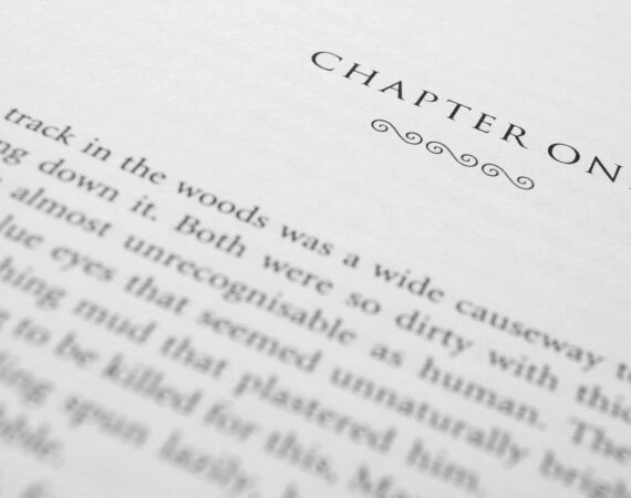 THINGS TO KNOW ABOUT WRITING THE FIRST CHAPTER OF YOUR NOVEL